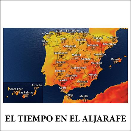 EL TIEMPO EN EL ALJARAFE