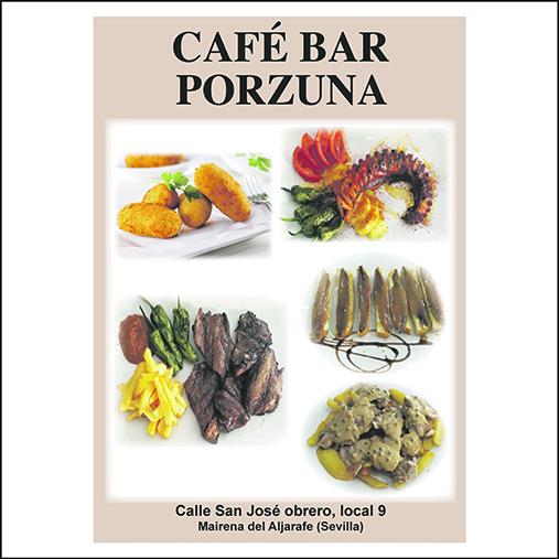 Café bar Porzuna