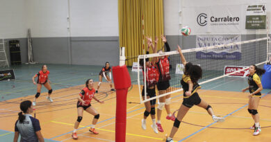 Mairena Voley Club gana 0-3 a Xátiva